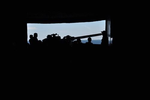 龜山島-軍事坑道