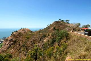 Castle Hill, lookout