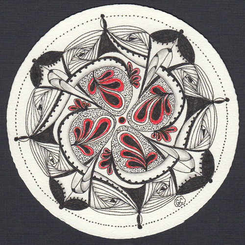 Zendala tile 02