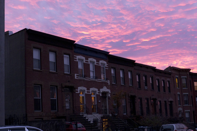Sunset, Park Slope