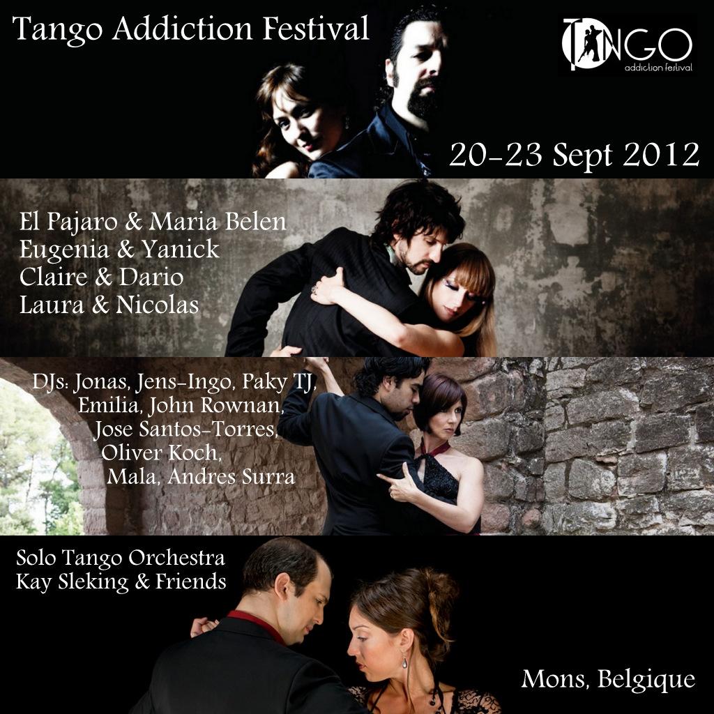 Tango Addiction Festival
