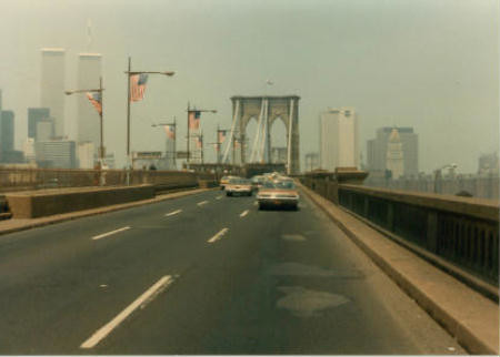 Brooklyn Bridge, 1982