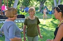 Tuula, Tuula, and Jenny