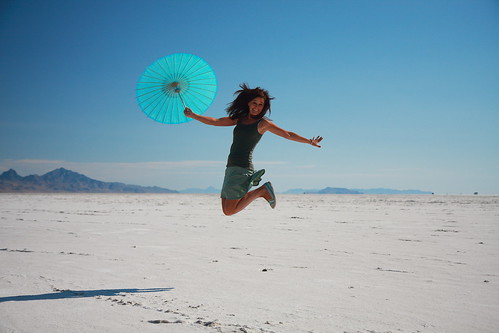 Happy Love to Leap (at the Salt Flats) Thursday!