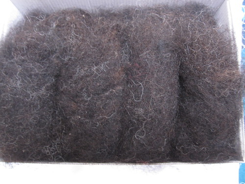 Hebridean Organic Fleece