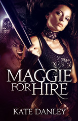 New Maggie for Hire Cover