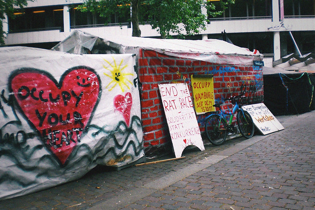 hamburg 09 / occupy