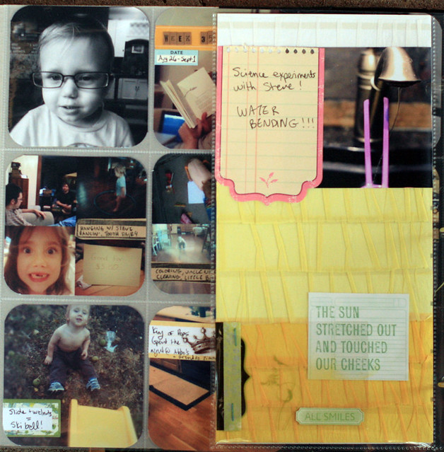 Project Life 2012 | Week 35