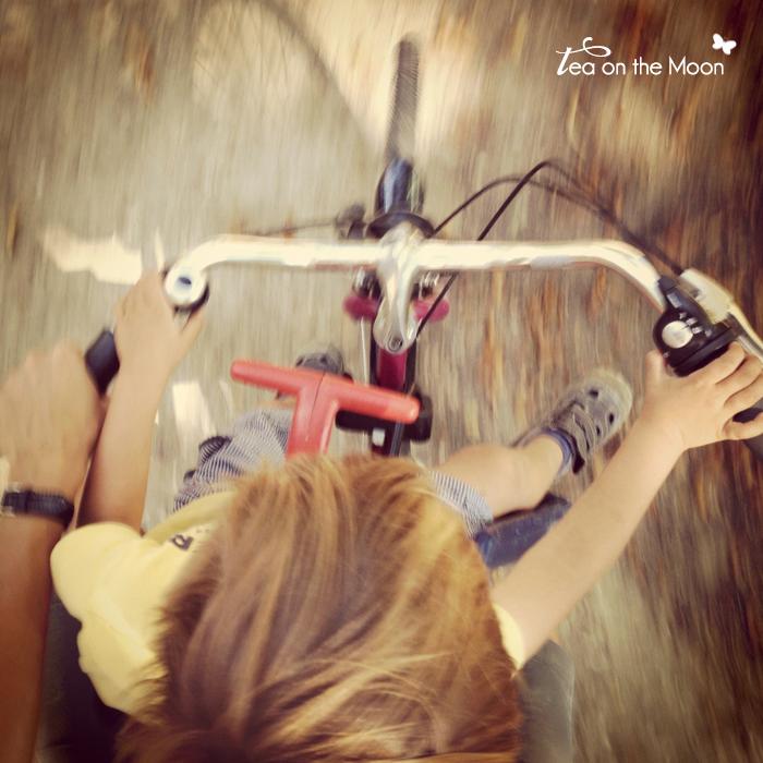 París instragram bicicleta