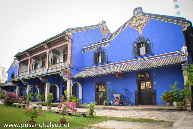 "Cheong Fatt Tze ""Blue"" Mansion_Penang"
