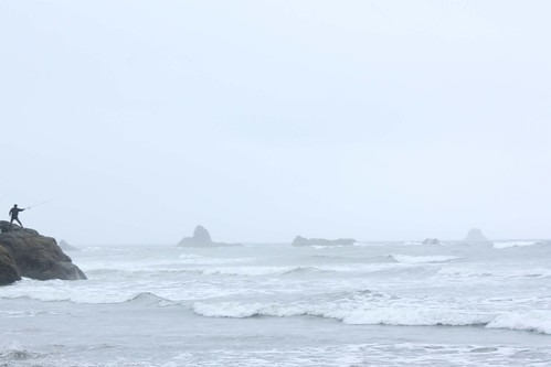 Ruby Beach Sea Stacks