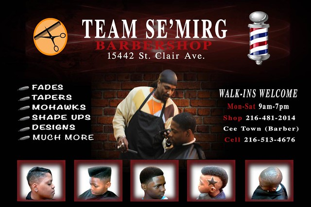 Barbershop Flyer Flickr - Photo Sharing!