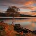 Loch Duntelchaig. by Gordie Broon.