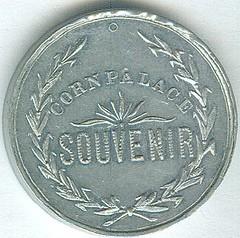 1891 Corn Palace rev