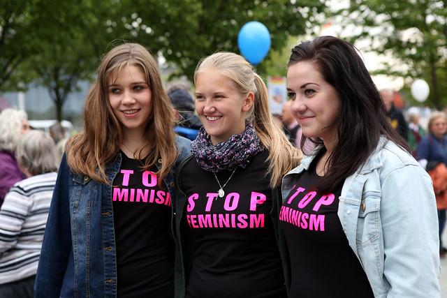 Berlin 22.09.2012 Abtreibung pro und contra  IMG_9909 stop Feminismus