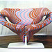 Pierre Paulin Ribbon Chair by warymeyers blog