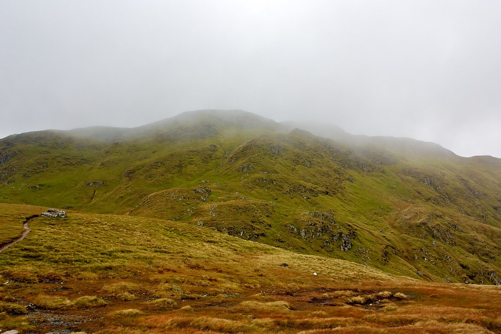 Mist over Meall nan Tarmachan
