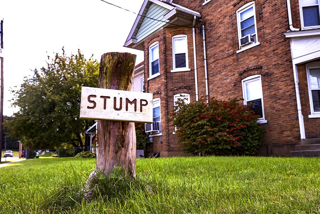 STUMP--Allentown