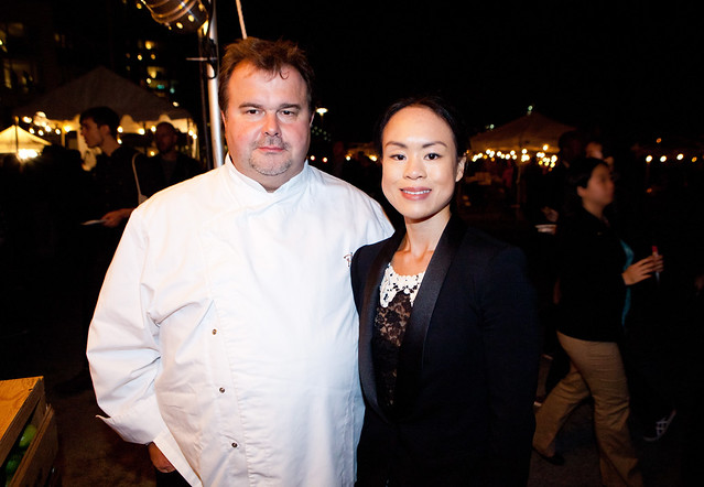 Pastry Chef Pierre Hermé and I