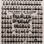 1937 graduating class, University of Illinois College of Medicine