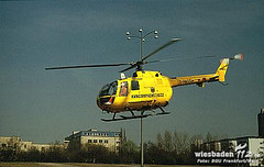 40 Jahre Rettung aus der Luft: Christoph 2