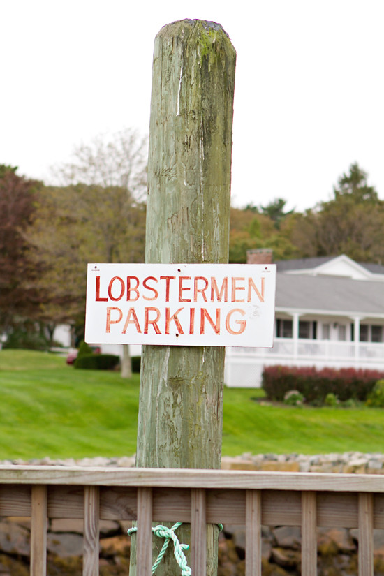 lobster parking