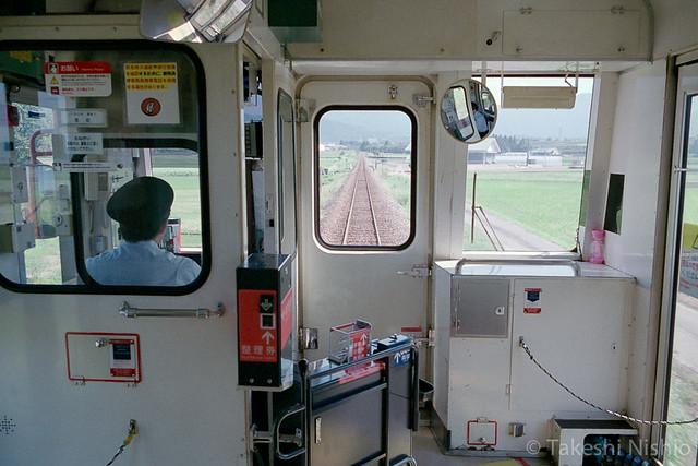 まっすぐ続く線路 / Long Straight