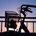 Mi bici me lleva al sol by Jasmin flower OFF/