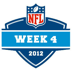 2012-13 NFL Week 4 Logo