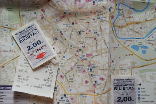 Getting Around Vilnius