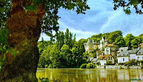LAC DE PIERREFONDS by régisa