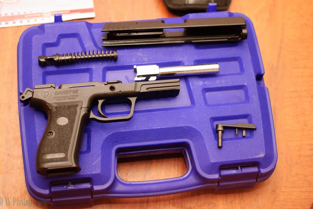 SAR ST-10 Questions. Sig Clone? - Semi-Auto Handguns