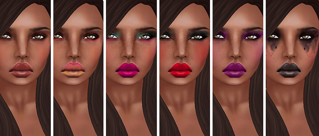 Reila Skins - Liya tan make-up