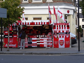 Arsenal Souvenirs