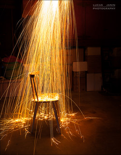 Shower of Sparks