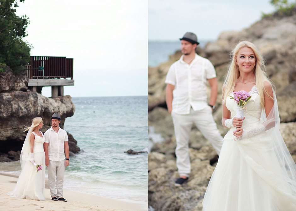 Post-Wedding Pictorial, Mactan Island Cebu