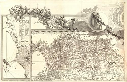 007-América Meridional. Mapas generales. 1775-detalle