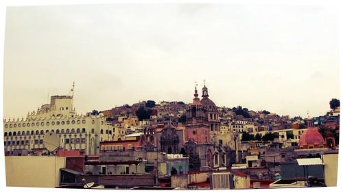 Vista desde la terraza by Mario Muñoz