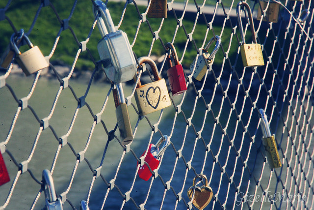 lovelocks, Love Padlocks