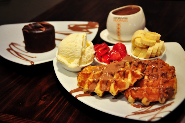 Max Brenner Broadbeach Gold Coast