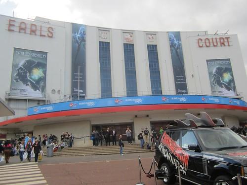 Eurogamer Expo 2012: The Fallout