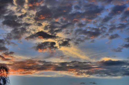 morning weather sunrise