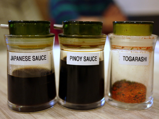 BBQ Republic's sauces
