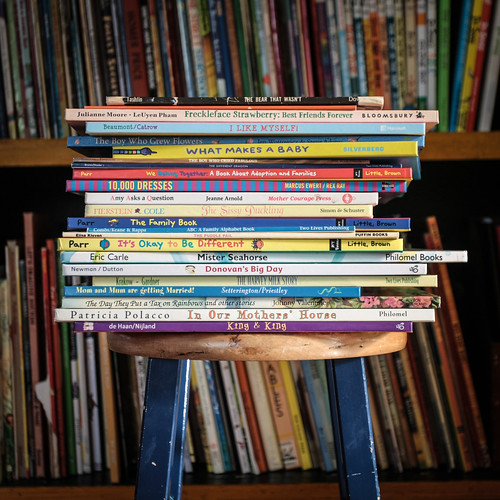 Banned Books Week Special: Some favorite kids' lit titles