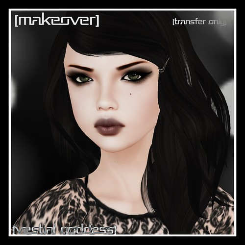 [mock] Vestial Goddess Makeover by Mocksoup