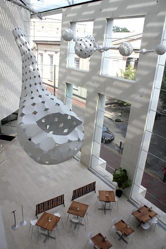 Jepson Center Lobby
