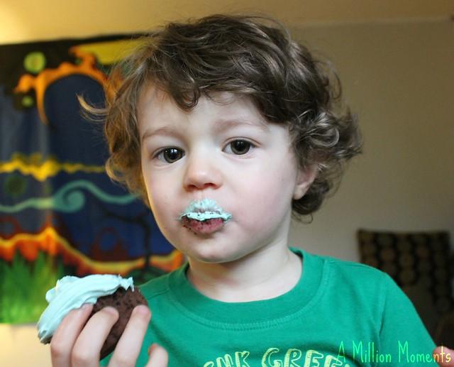 Toddler Cupcakes