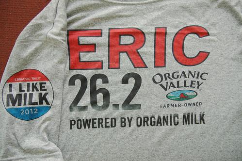 organic marathon (milk) man!