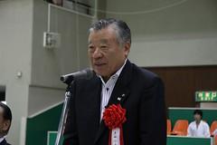 多田江戸川区長