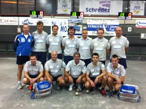 La squadra del 2013